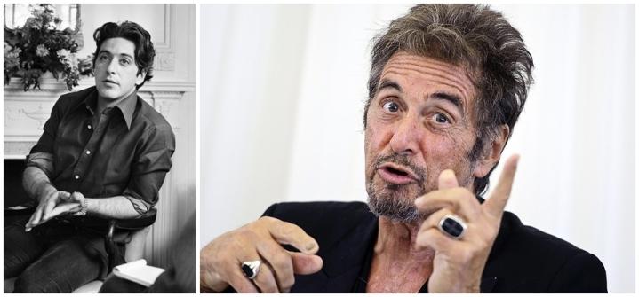 La cei 72 de ani ai săi, Al Pacino rămâne un veşnic boem.