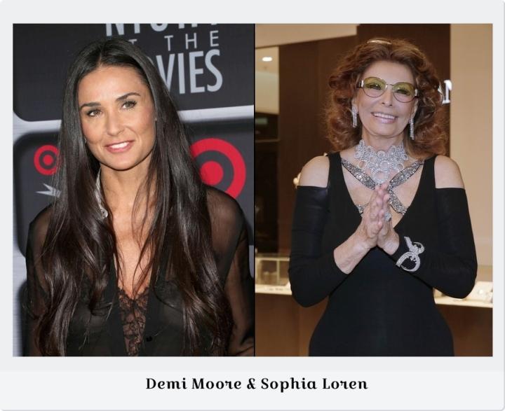 Demi & Sophia