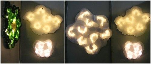 Expozitie UAD 016-ORGANIC LIGHT, Ababei Catalina