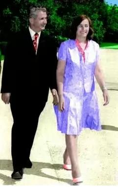 Cuplul Ceausist