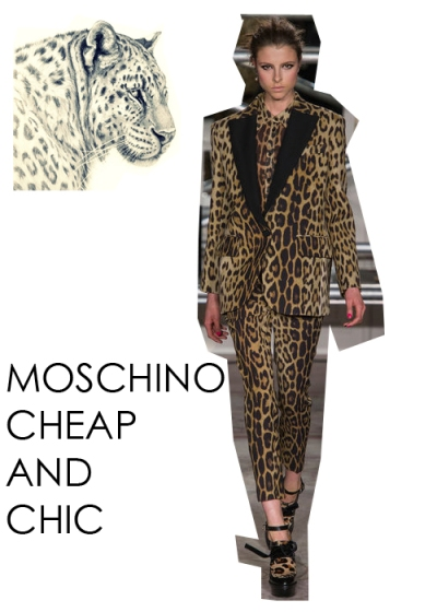 MOSCHINO CHEAP AND CHIC 5 copy