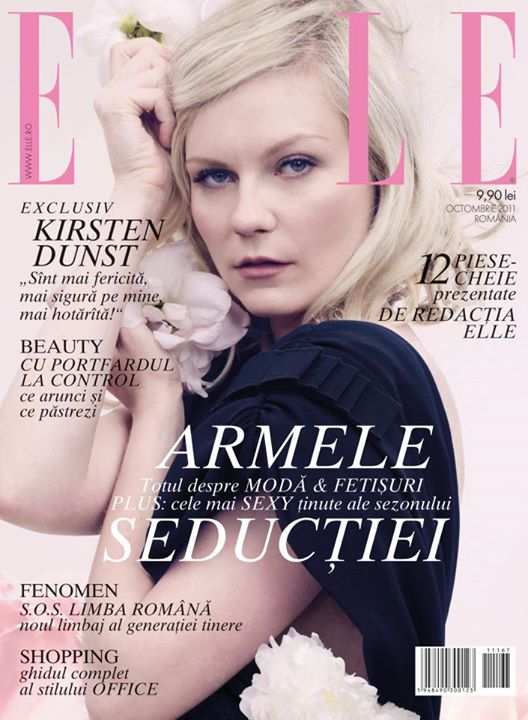 ELLE octombrie 2011