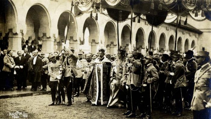 Incoronarea 1922
