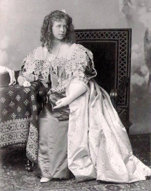 Regina Maria in primii ani de casatorie