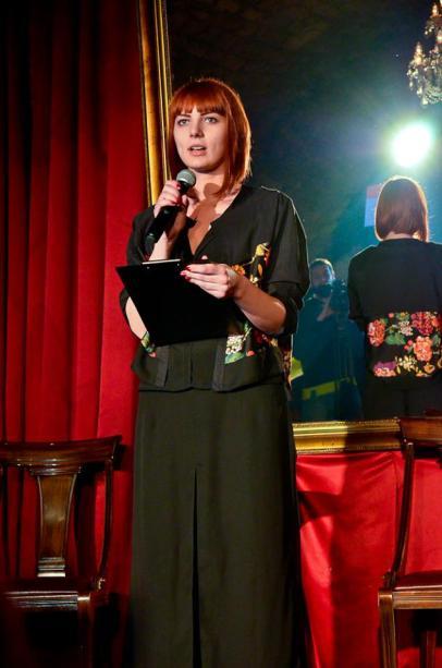 Alexandra Avram, vorbind despre colectia primvara/vara 2014 Vestige.