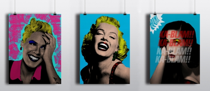 Pop Art Posters