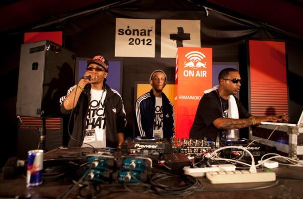DJ Spinn & DJ Rashad