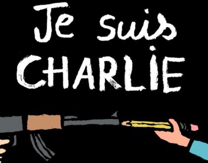 Caricatură realizată de către Jean Jullien