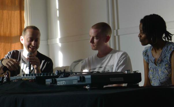 Kode9, Pinch şi Pursuit Grooves la Sound in Motion 2013, Toronto, Canada