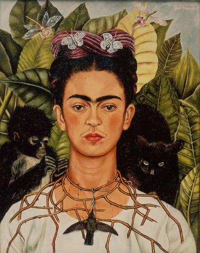 Kahlo-Self-Portrait
